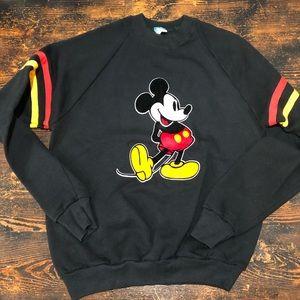 Vintage Mickey Mouse sweatshirt | size XL